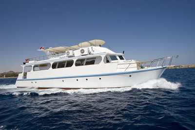 King Snefro-3 Standard Motor Yacht Diving Liveaboard in Sharm el Sheikh, Egypt