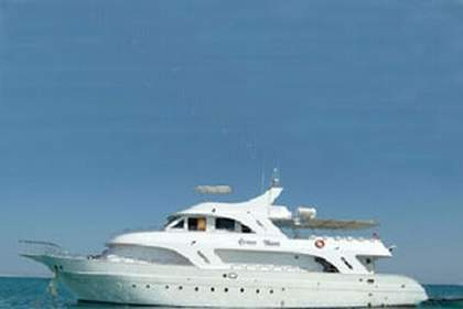 M/Y Ocean Wave Liveaboard Diving Motor Yacht in the South Red Sea Egypt