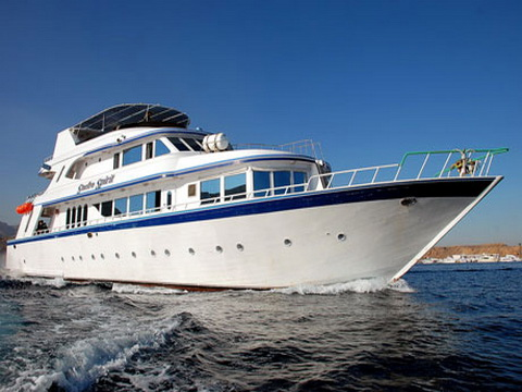 M/Y Spirit Super Luxury Motor Yacht Diving Liveaboard in Sharm el Sheikh, Egypt